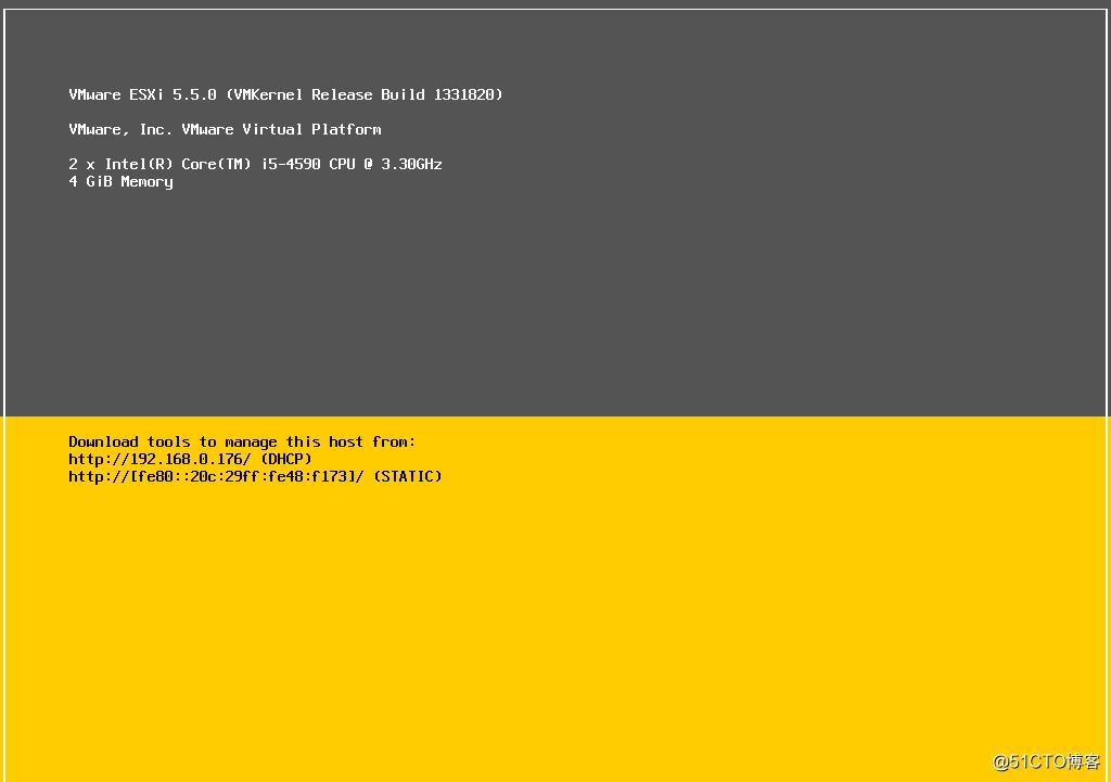 ESXi5.5 installed.png
