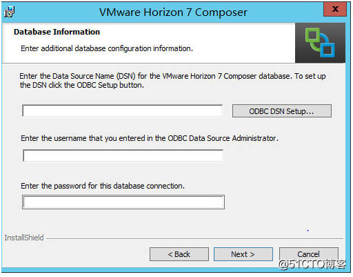 步骤参考:v-4-1 vcenter的安装之配置odbc 3.