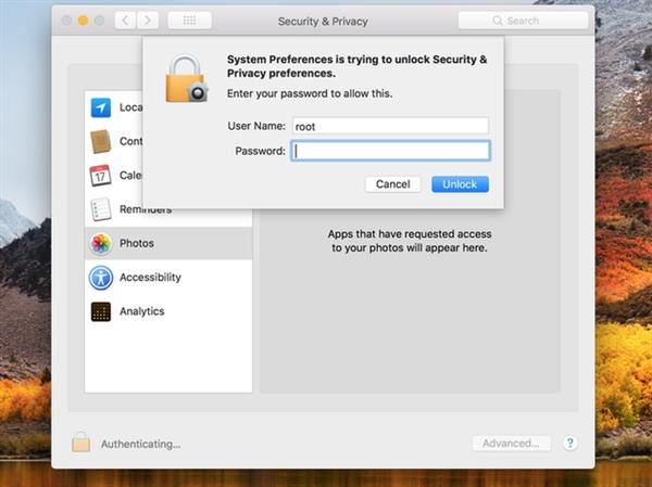 Win10偷笑!Mac重大安全系统漏洞被修复 苹果道歉