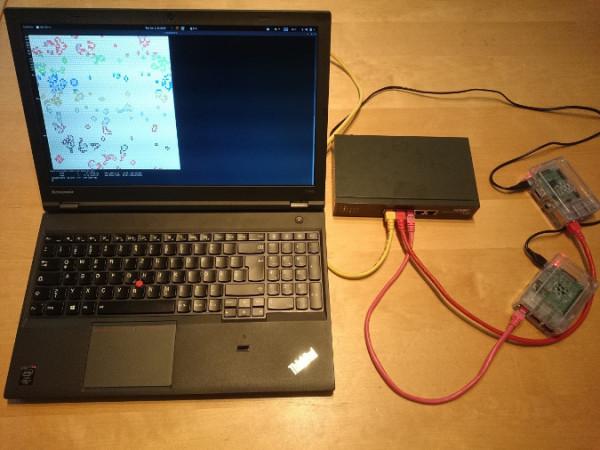 HPC hardware setup
