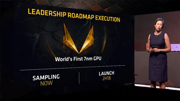 7nm工艺立功!AMD Vega核心面积足足缩小40%
