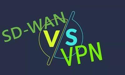 sd-wan与vpn如何比较?