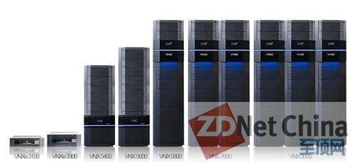 EMC大手笔预告:VNX2迎来百万IOPS