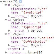 通过console.table()做高级JavaScript调试