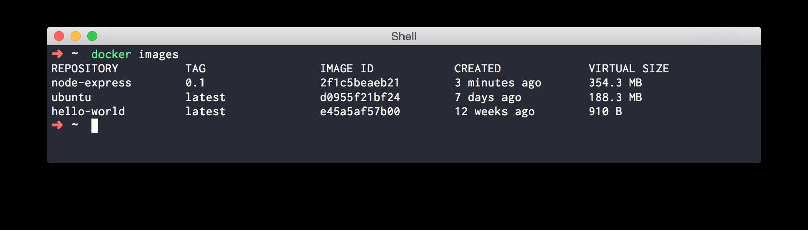 Node.js开发人员宝典:上手Docker从这里开始