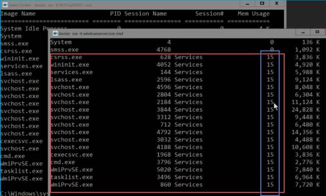 Windows Docker第一时间揭秘
