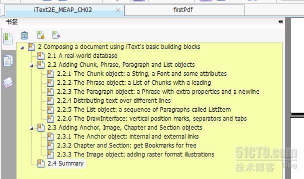Java iText PDF:用iText 包生成简单的pdf 文件-蚂蚁-51CTO博客