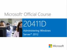 MCSA 2012 R2之411-管理Windows Server 2012 R2实战视频课程