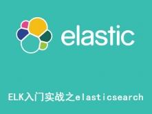ELK Stack入门实战视频之深入浅出Elasticsearch