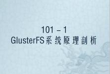 GlusterFS 101系列课程之一:系统原理剖析(新)