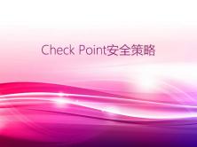 Check Point安全策略实战视频课程
