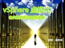 vSphere 虚拟化各关键组件可用性讲解实战课程视频