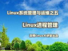 Linux系统运维与管理之——Linux进程管理视频课程