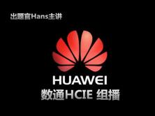 HCIE v2.0考题出题官Hans 华为HCIE高级系列视频课程之组播