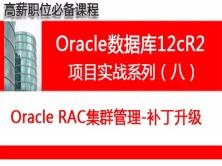 Oracle12.2 RAC集群管理之RAC补丁升级_Oracle12cR2视频课程(项目实战之八)