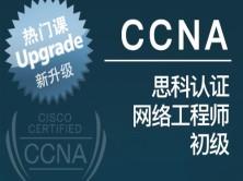 CCNA 思科认证网络工程师视频课程
