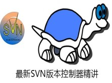 SVN 版本控制器精讲 视频教程【丁鹏】