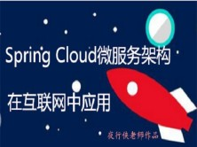 SpringCloud微服务架构在互联网中应用视频课程