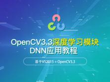OpenCV3.3深度神经网络(DNN)模块-应用视频教程