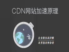 CDN网站加速原理与企业级实战详解(老男孩亲授)视频课程