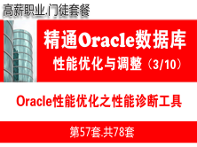 Oracle性能优化之性能诊断工具_Oracle视频教程_性能优化与调整03