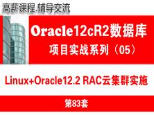 Linux系统Oracle12.2 RAC云集群安装部署_Oracle数据库12cR2(项目实战五)