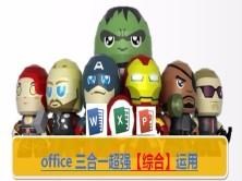 Office三合一超强综合应用视频课程