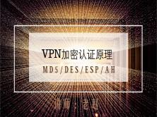 VPN加密认证基础原理分析视频课程