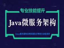 Java微服务架构之以Spring Boot为核心开发框架的全栈式分布式系统开发系列视频课程