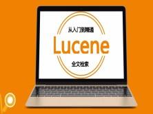Lucene(2018最新版7.3)全文检索从入门到精通视频课程(精细讲解含代码笔记)