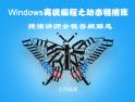 Windows高级编程之动态链接库DLL视频课程