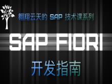 SAP Fiori开发指南