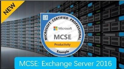 MCSE-Exchange 2016系統學習專題