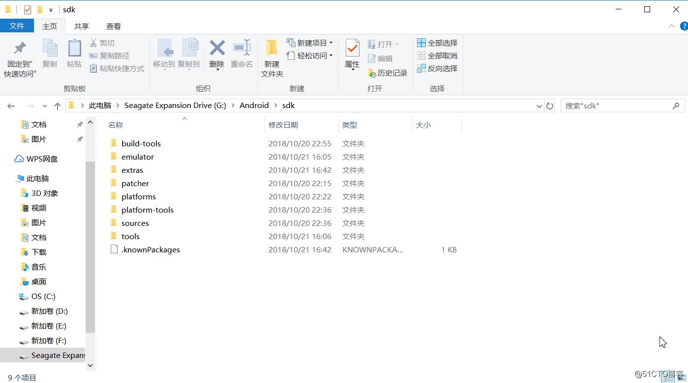 Android Studio手动安装SDK Component-AKSPD-51CTO博客