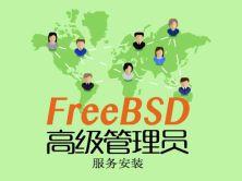 FreeBSD高級管理員4-服務安裝視頻課程