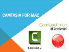 Camtasia For Mac 使用及開發實戰視頻課程
