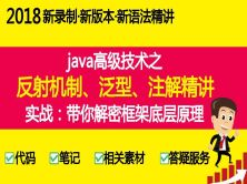 java高级技术:泛型、反射、注解
