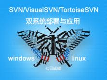 SVN/VisualSVN/TortoiseSVN雙系統部署與應用(七日成蝶)
