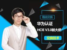 華為HCNP-HCIE v3.0交換技術