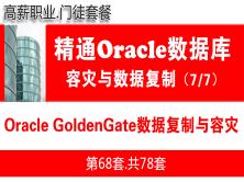 Oracle Goldengate數據庫復制與容災項目_Goldengate實施維護_OGG實戰培訓