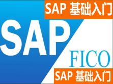 SAP-FICO基礎入門視頻課程