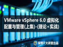 VMware vSphere 6.0 虛擬化配置與管理(上集)-(理論+實戰)
