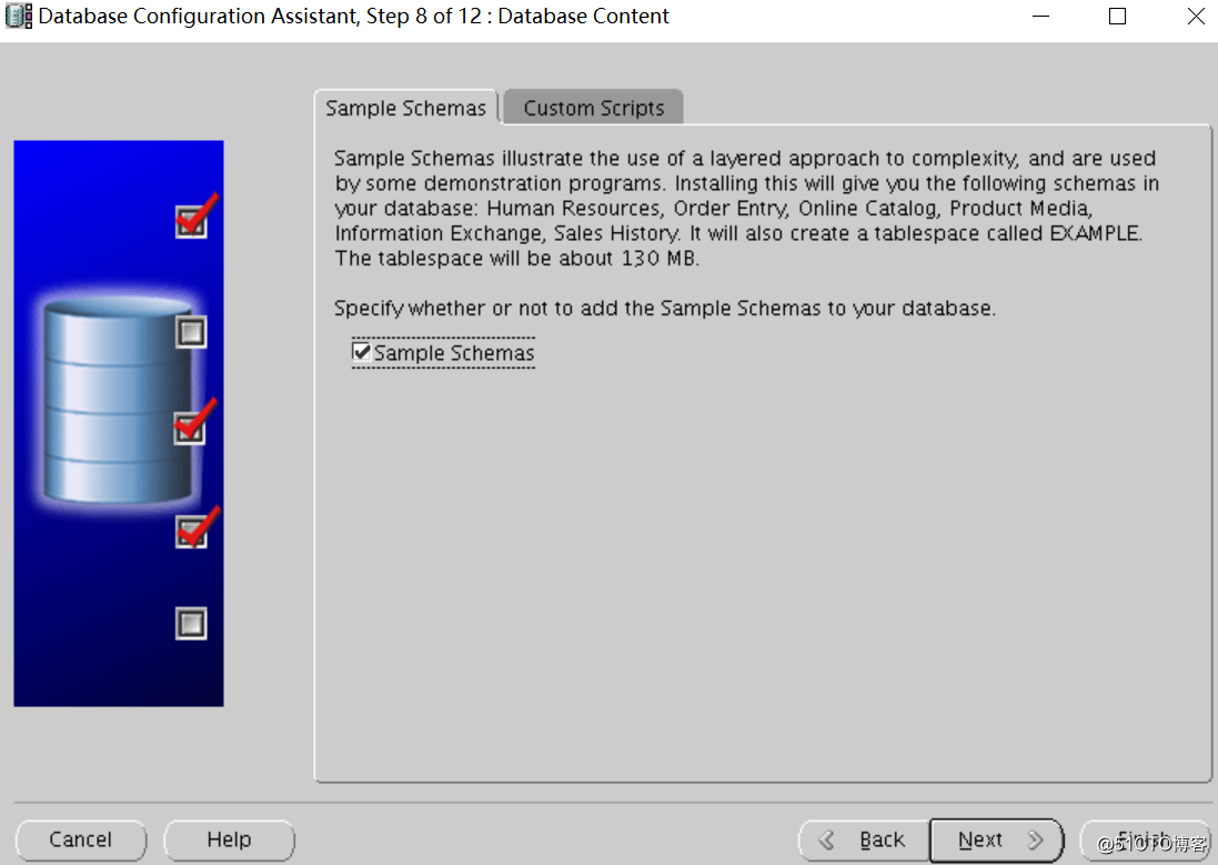 RHEL7单机部署Oracle 11G(图形化)-赛里-51CTO博客