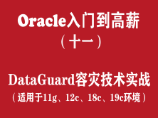 Oracle快速入門培訓教程(十一):Oracle DataGuard容災技術實戰