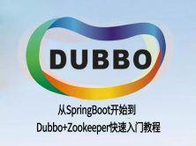 Dubbo+Zookeeper快速入門視頻教程[IntelliJ IDEA版本]