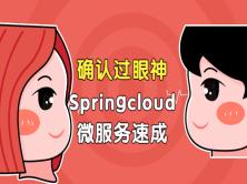 SpringCloud微服务+Redis5集群分布式:零基础到项目实战(速成班)