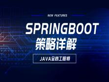 SpringBoot策略詳解