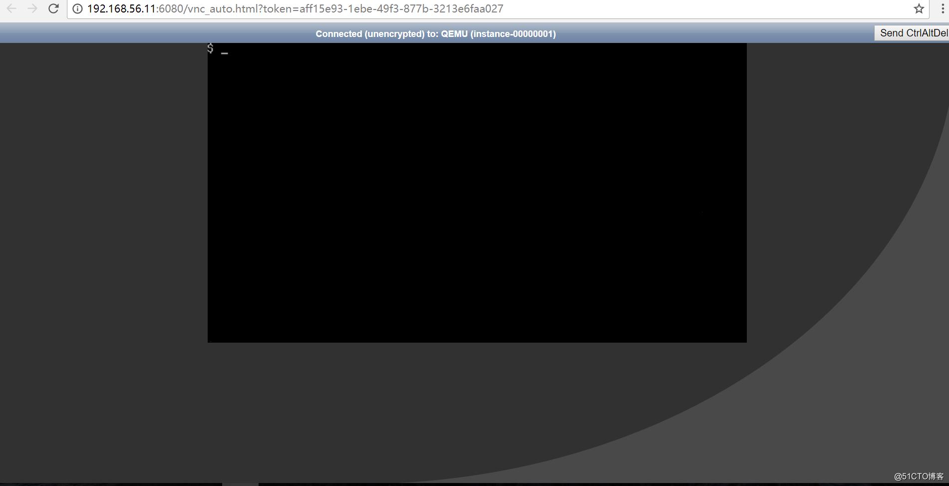 Openstack之路(六)创建云主机实例