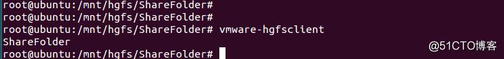 /hgfs下无共享文件夹?/mnt下没有hgfs文件夹?vmhgfs-fuse:找不到命令?