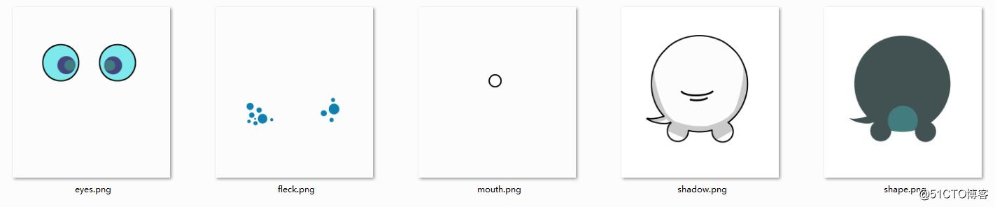 php使用GD库合并简单图片并变动部分颜色
